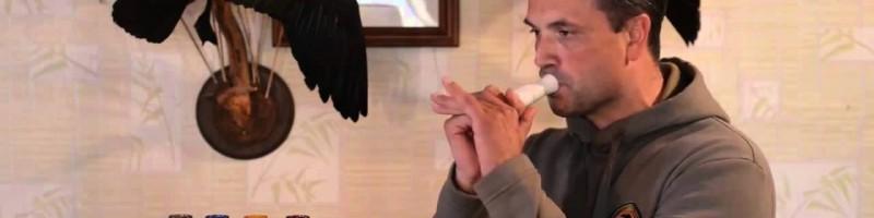 Как манить гуся и утку