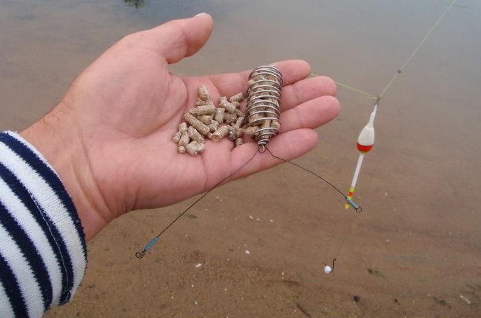 Как сделать прикормку для рыбалки