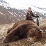 Американская Маша и медведь