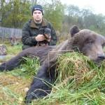 Что там лось! Мы медведя взяли!
