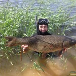 Не зря собрался на рыбалку!