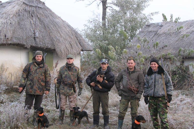 Ну что - на кого сегодня будем охотиться?