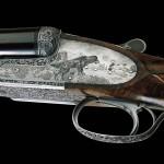 Подарочное ружье - гравировка