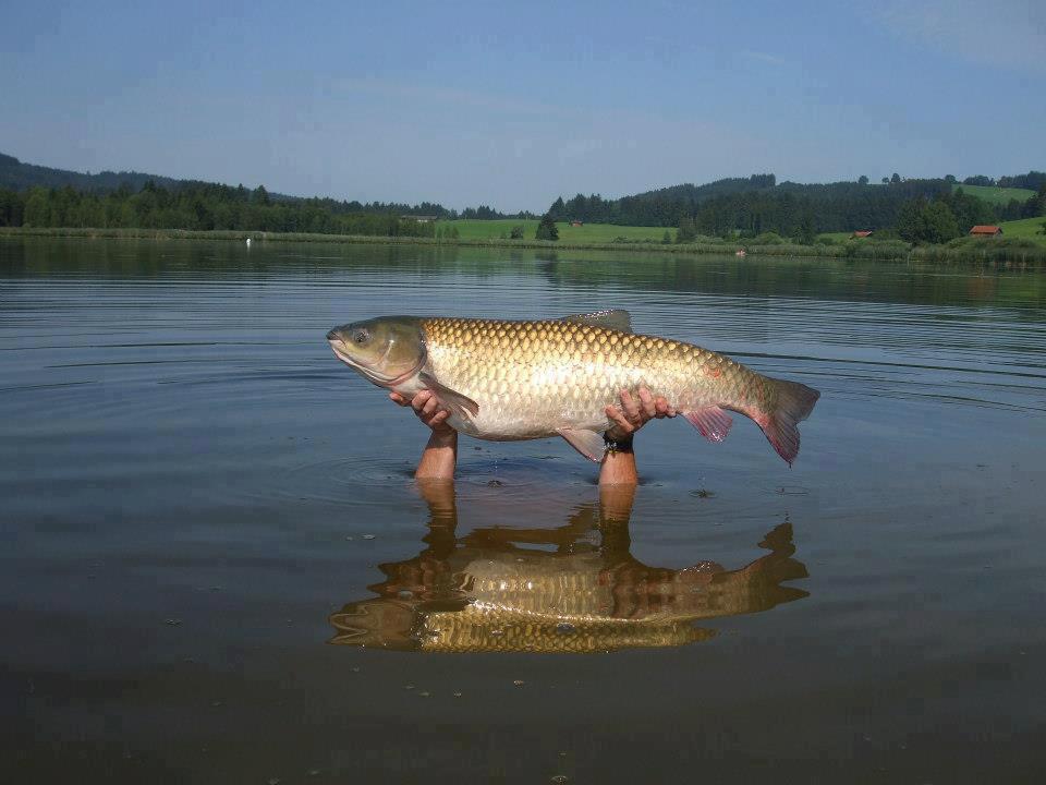 рыбак на волге фото