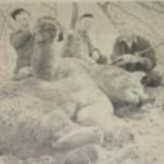 Редкий кадр 1935 года