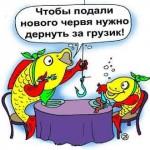 Рыбьи хитрости