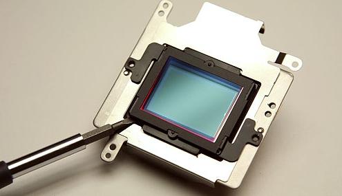 Самодельный тепловизор из фотоаппарата