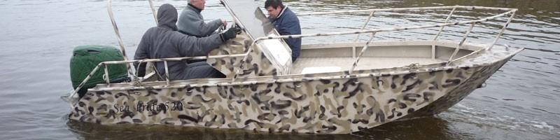 Покупка алюминиевой лодки для охоты — нюансы, тонкости, советы