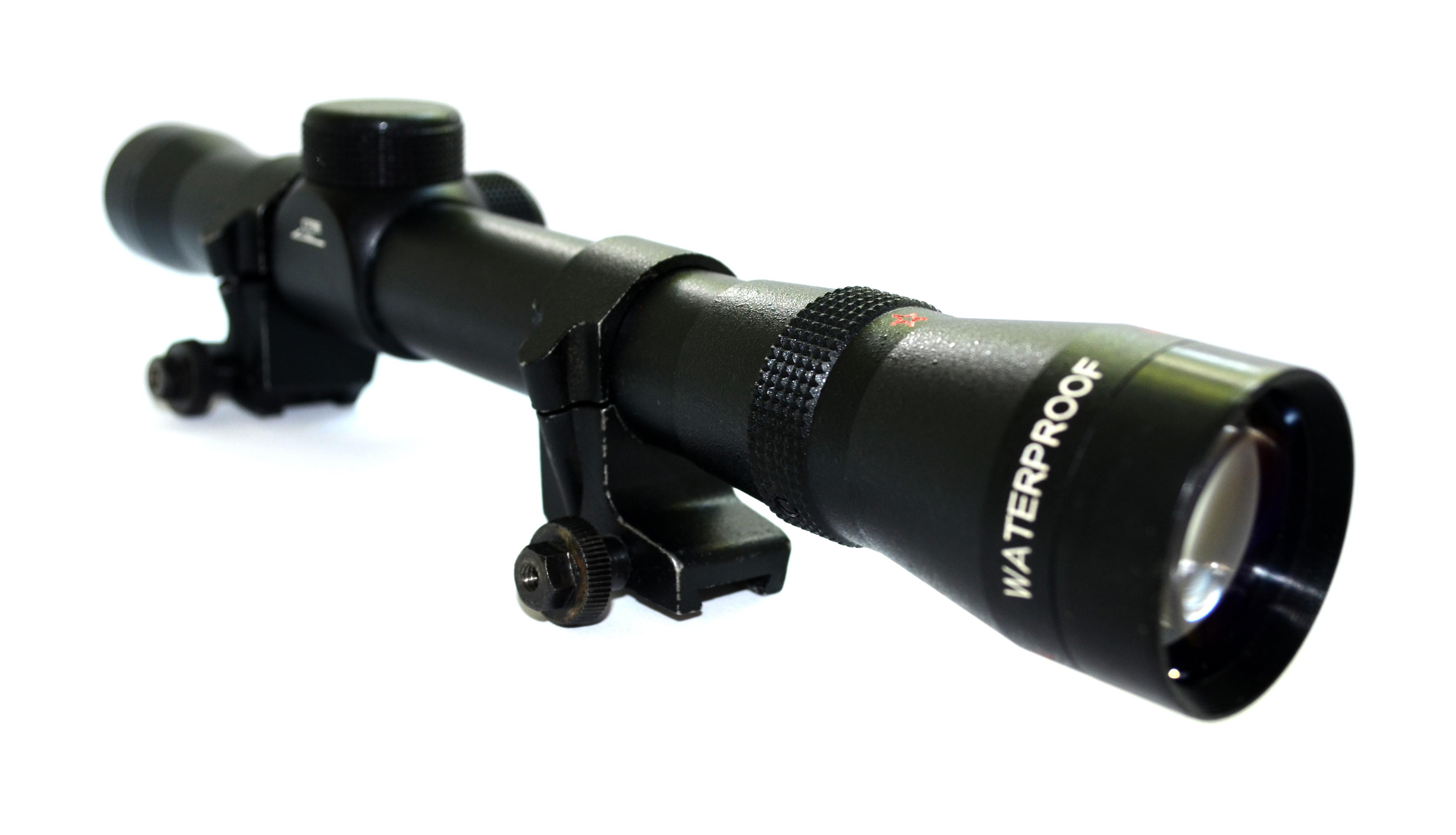 Оптические прицелы компании Bushnell – высокотехнологичные устройства премиум-класса