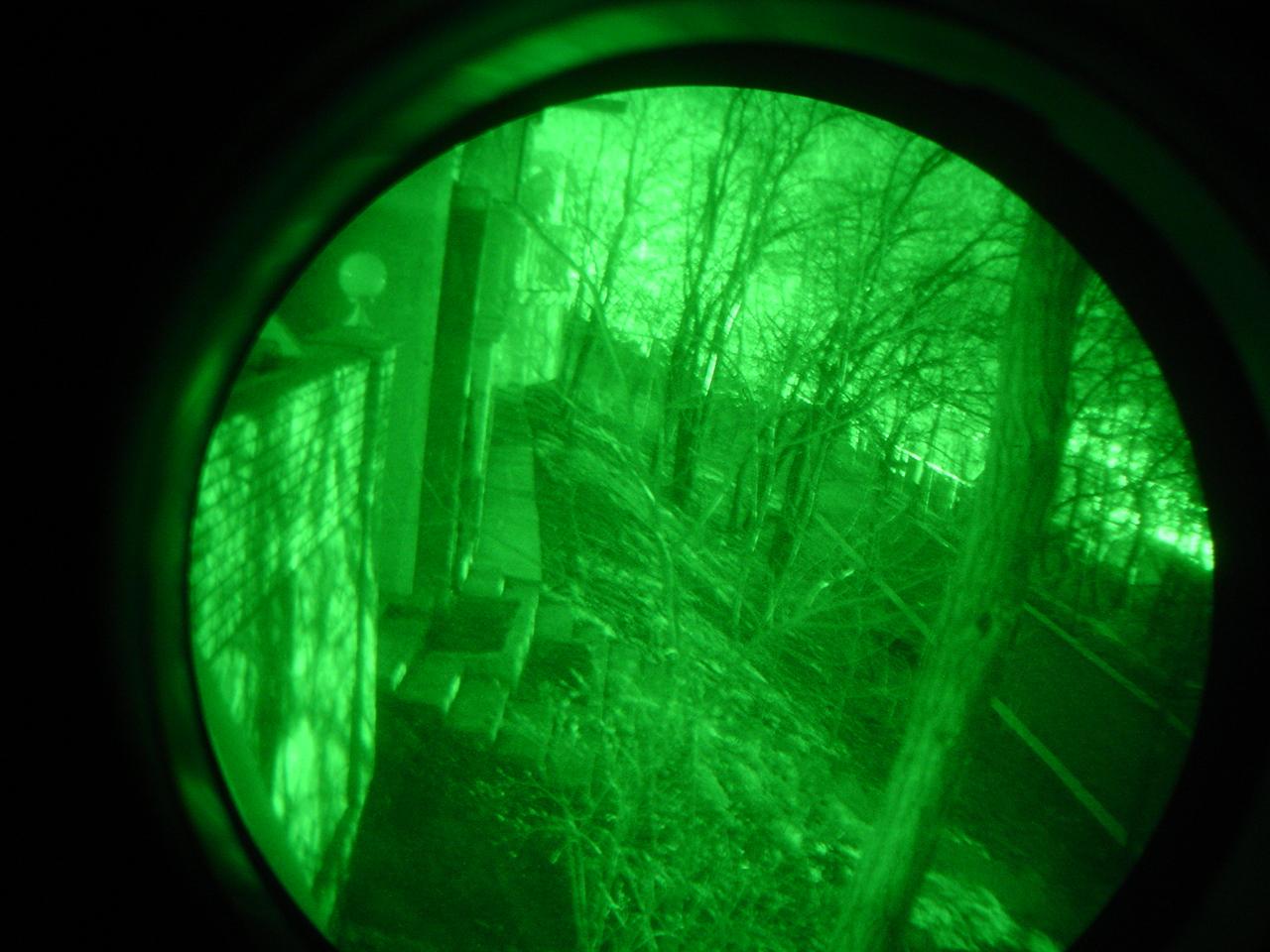 Приборы ночного видения – обзор