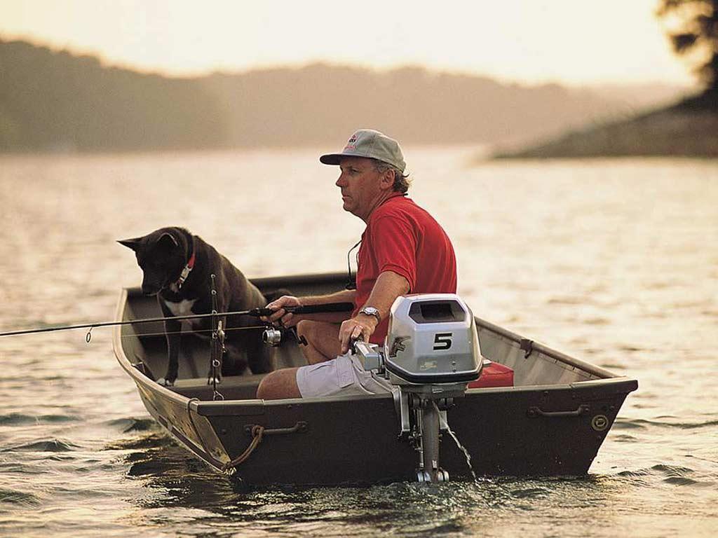 Как правильно выбрать подвесной мотор для лодки