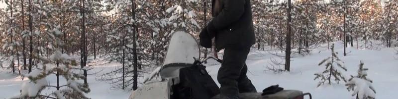 «Промысловая охота на соболя в Сибирской тайге. ч-1″ —  смотреть видео