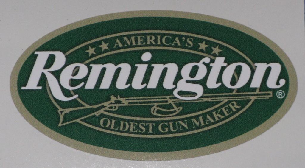 Логотип компании Ремингтон