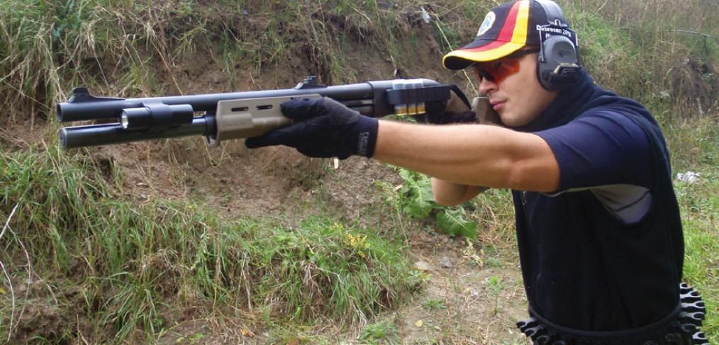 Пристрелка