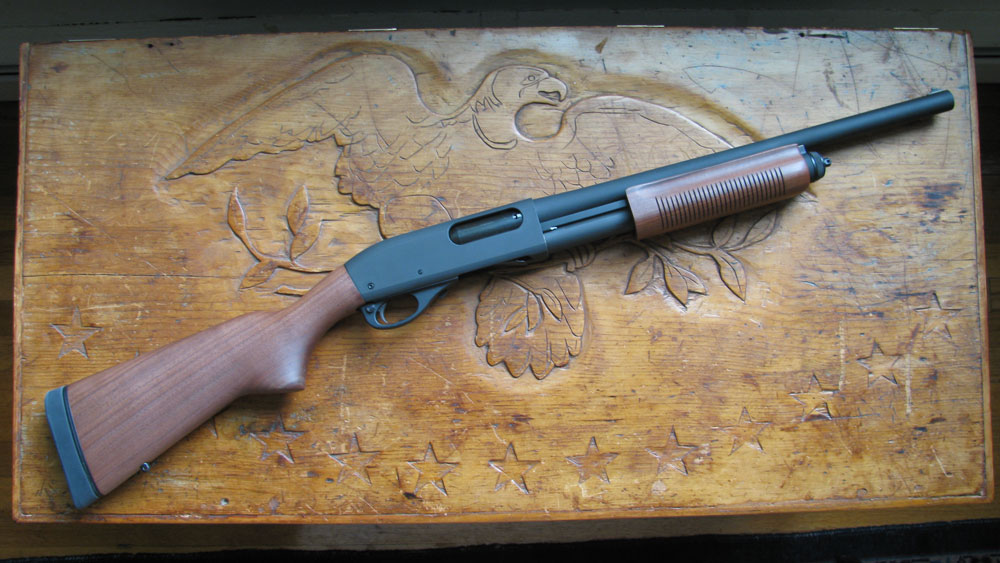 Remington 870 - классика