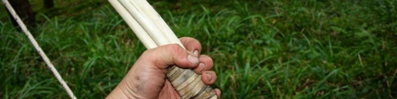охотничий лук своими руками