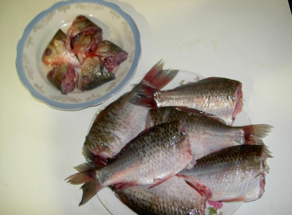 рецепты приготовления в духовке карасей