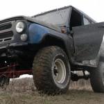 УАЗ 469 Охотник