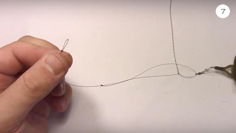 Несимметричная петля для фидера - Ловля на фидер 39