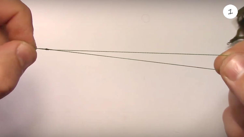 Несимметричная петля для фидера - Ловля на фидер 27