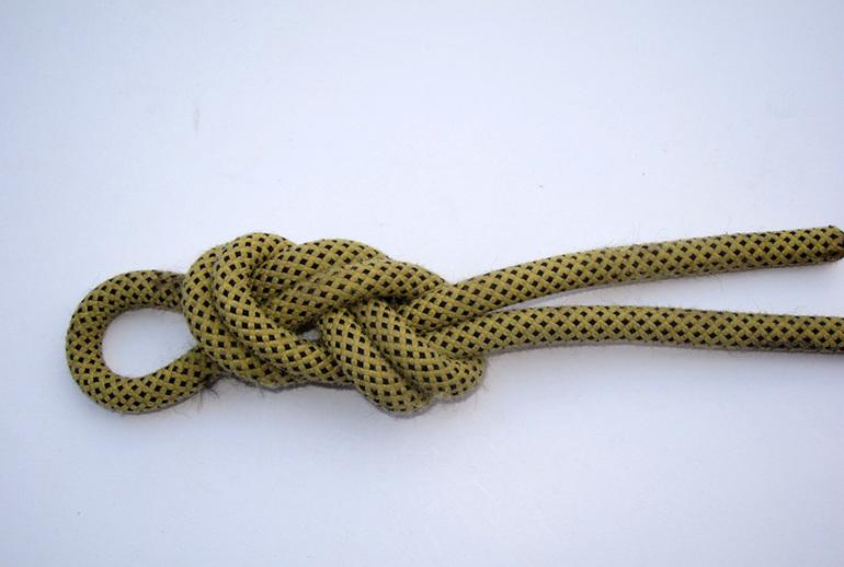 Как правильно завязать морской узел