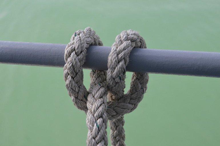 Вид морского узла