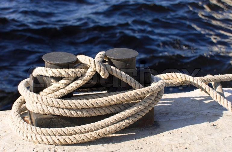 Где применяют узлы моряков