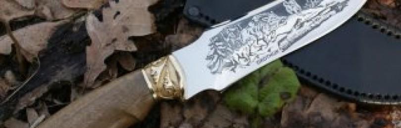 Выбираем нож для охоты