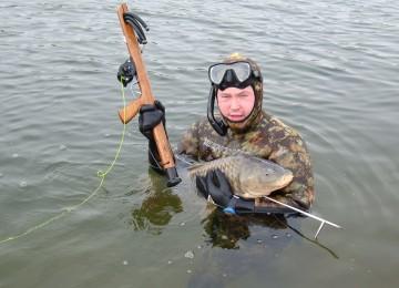 Гарпун для подводной охоты