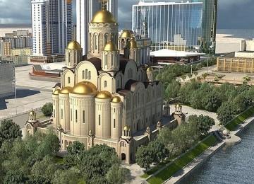 Сергей Михеев о протестах против православного храма в Екатеринбурге