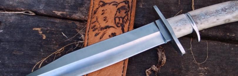 Как можно сделать нож в домашних условиях