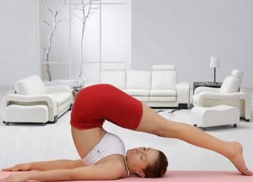 Программа спортивной тренировки в домашних условиях