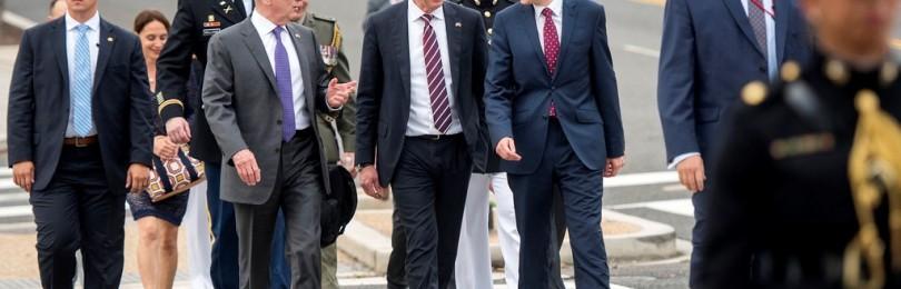 США и Британия обсудили совместную борьбу с Россией