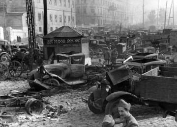 Горькая правда о годах румынской оккупации одессы