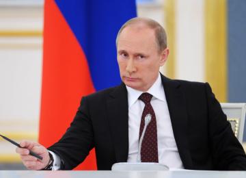Уверенность Путина уже растаяла