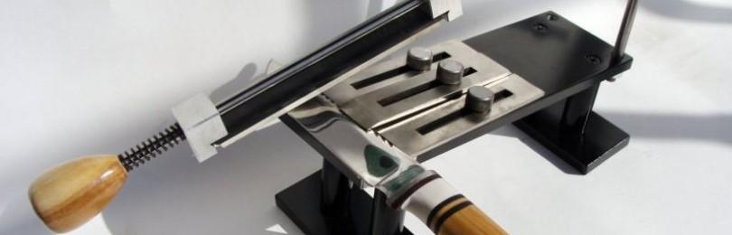 Как правильно затачивать ножи вручную камнем или электроточилкой