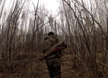 Охота весной 2013. Вечерняя тяга вальдшнепа смотреть видео