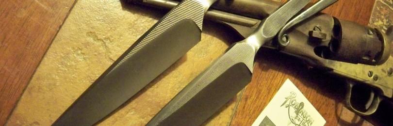 Изготовление ножа из напильника своими руками