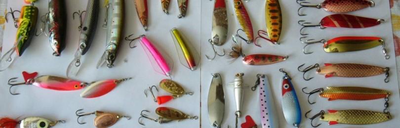 Самые уловистые колебалки и блёсна на окуня и щуку