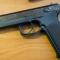 В Белоруссии испытали новые пистолеты