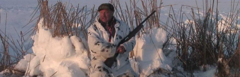 """""""Охота на белолобых гусей с манком (Канада)"""" – смотреть видео онлайн"""