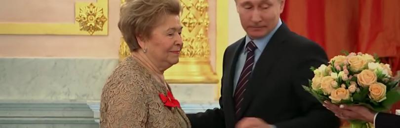 И снова ордена: достаточно быть вдовой Ельцина