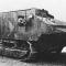 15 сентября 1916 года состоялось первое применение танков на поле боя