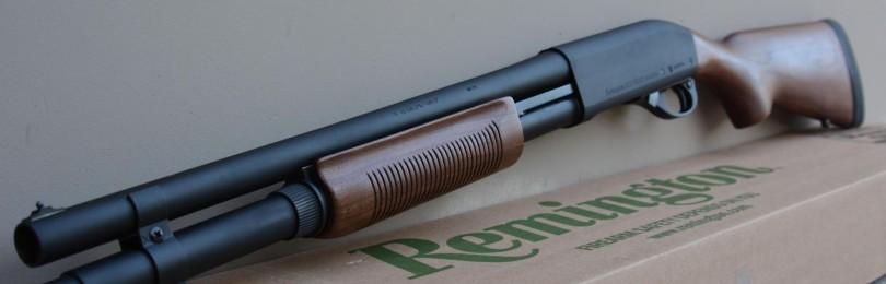 Ружье Remington 870 – мировая классика среди помповых ружей