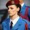 Красотки в сербской армии