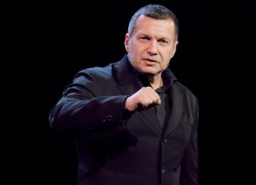 Ведущий Соловьев о политике Сталине