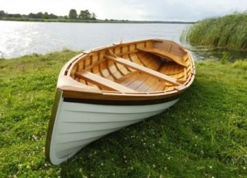 Изготовление маленькой лодки своими руками из дерева