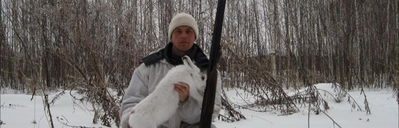 Охота на зайца с русским «гончаком» смотреть видео онлайн