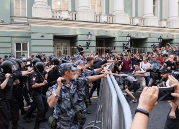 Даже в Австрии говорят правду о российских митингах