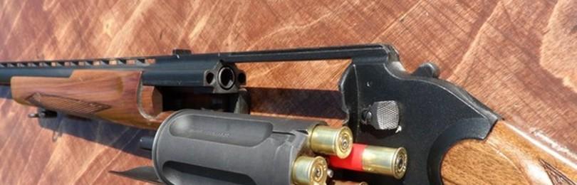 Описание и модификации револьверного ружья МЦ-255